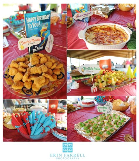 Dr Seuss Baby Shower Food Ideas by Dr Suess Food Idea S Dr Suess Chicken