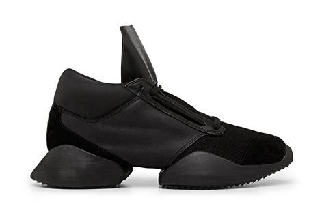 adidas rick owens adidas rick owens sneaker spring summer 2014 third looks