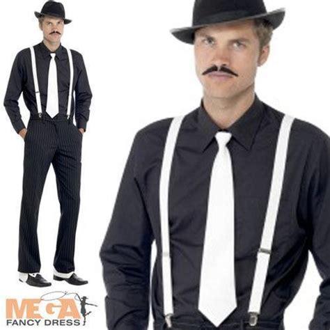 Pdf A Z List Of All Mens Clothing Line by Mens Gangster Fancy Dress Ebay