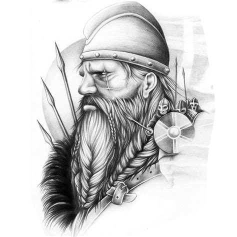 handcrafted tattoo viking design images for tatouage