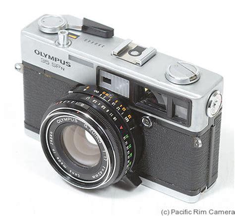 Kamera Analog Rangefinder Olympus 35 Spn olympus olympus 35 spn price guide estimate a value