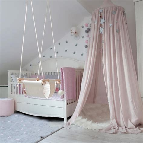 canopy bed netting bedcover kids baby bedding dome bed canopy netting