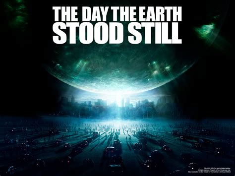 The Day The Earth Stool Still by Absentminded Oracle The Day The Earth Stood Still