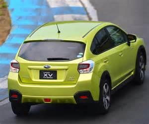 Subaru Xv Price 2017 Subaru Xv Release Date Specs And Redesign