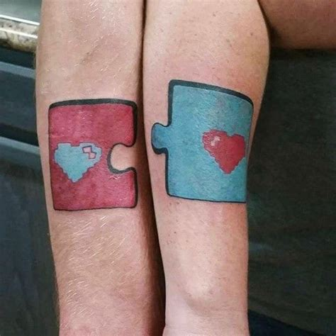 matching his and her tattoos 17 best images about his and hers on