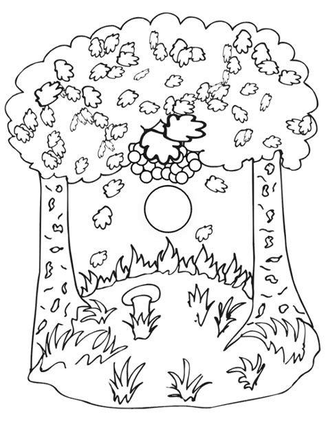 fall coloring pages coloring ville