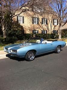 1968 Pontiac Gto Convertible Buy Used 1968 Pontiac Gto Convertible In