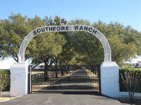 Southfork Ranch Dallas by Southfork Ranch The World According To Sylvia Garza