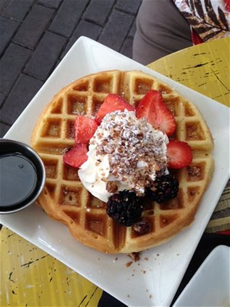 morning picture of jupiter pizza waffle co