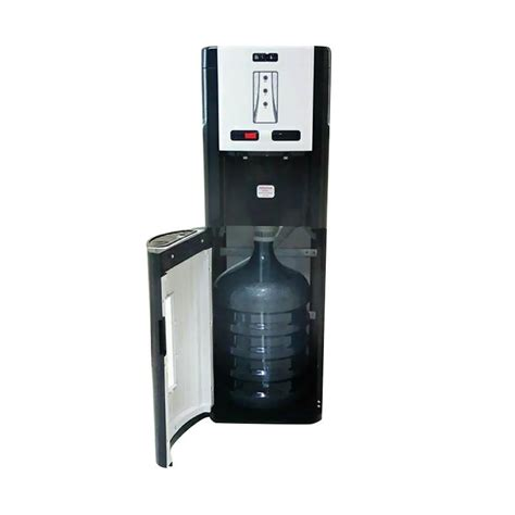 Dispenser Miyako Galon jual miyako wdp 300 dispenser air galon bawah hitam
