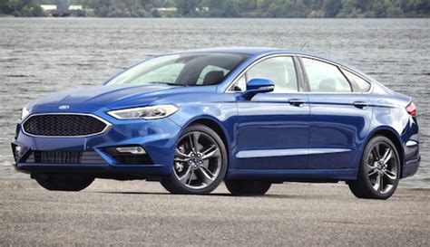 2020 The Ford Fusion by 2020 Ford Fusion Sneak Peek Ford Trend