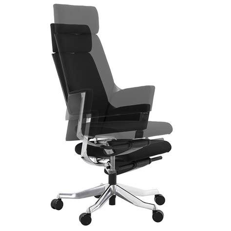 fauteuil bureau tissu fauteuil de bureau quot lounge quot tissu noir