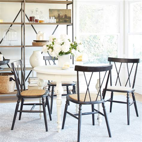 Dining Table Black Chairs Dining Room Table With White Chairs Dining Room Clipgoo