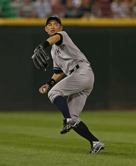 How Is Ichiro Suzuki Ichiro Suzuki Pictures New York Yankees V Chicago White