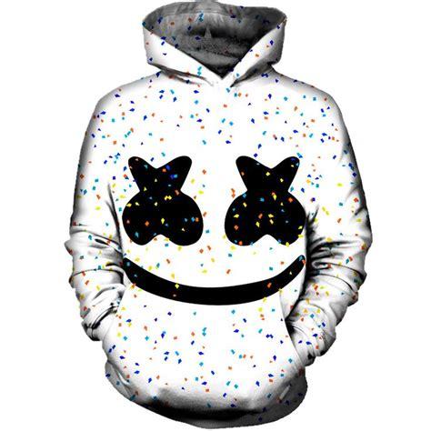 Kaos T Shirt Marsmellow L marshmello hoodie