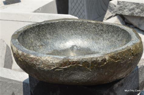 Wastafel Batu Alam Asli wastafel batu kali tempat cuci tangan dari batuan sungai