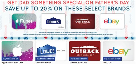Kroger Itunes Gift Card Deal - discounted gift cards at kroger gift card mall lowe s itunes and outback miles to
