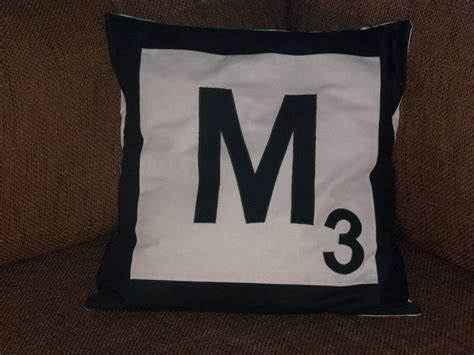 scrabble cushion covers scrabble tile cushion cover mandy j designs madeit au