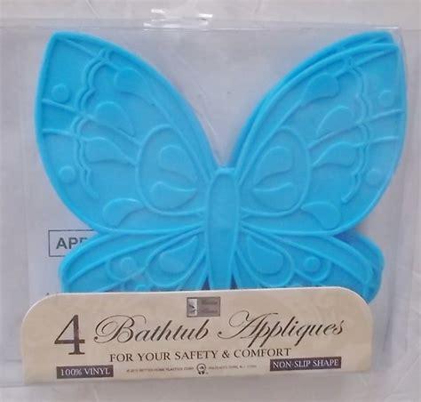 bathtub appliques bathtub appliques 4 butterflies woolworthonline biz