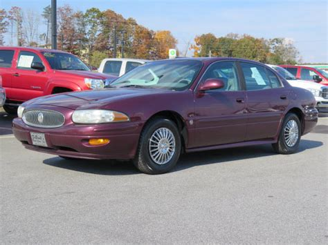 2003 buick lesabre for sale 2003 buick lesabre custom for sale in asheville