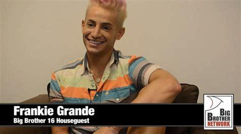 big brother 16 frankie grande offends contestants 64 best big brother images on pinterest big brothers