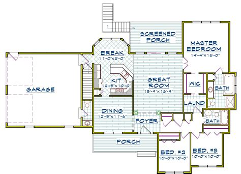 house plan creator numberedtype