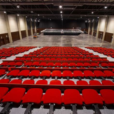 flexible theater seating chairs  automatic retractable