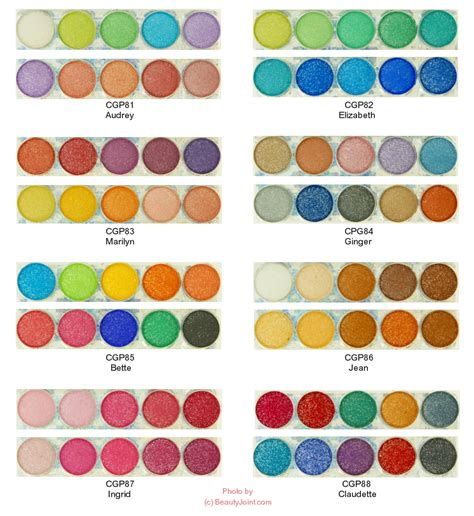 eye shadow coordinating colors jewelry color ideas colors and shadows