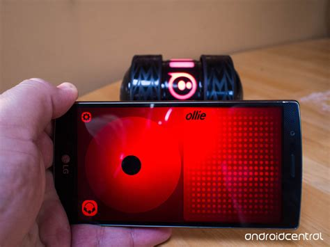 ollie the darkside features come to the orbotix ollie app android central
