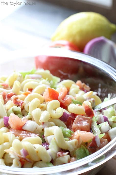 40 delicious cooking for a crowd recipes page 3 blt pasta salad perfect for a crowd page 2 of 2 the