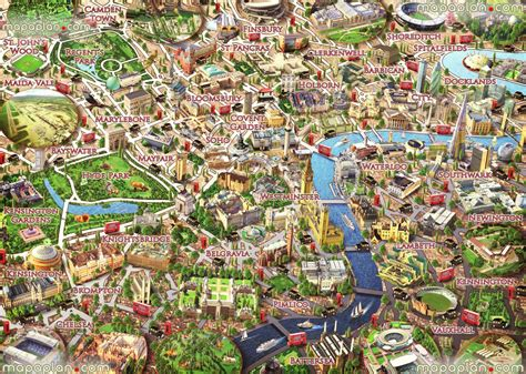 map of attractions maps update 16001127 travel maps maps