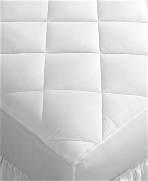 home design classic mattress pad macy s home design mattress pads down alternative
