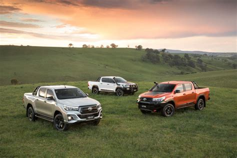 and rugged toyota hilux range expands to rogue rugged and rugged x forcegt