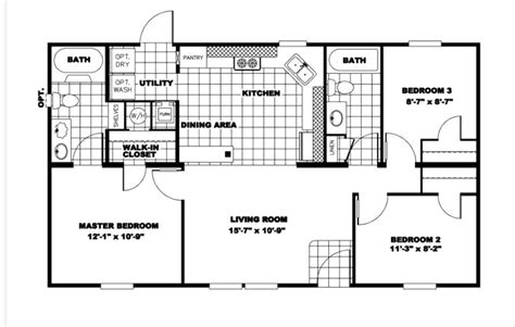 clayton homes floor plans clayton homes floor plans clayton home floor plans modular