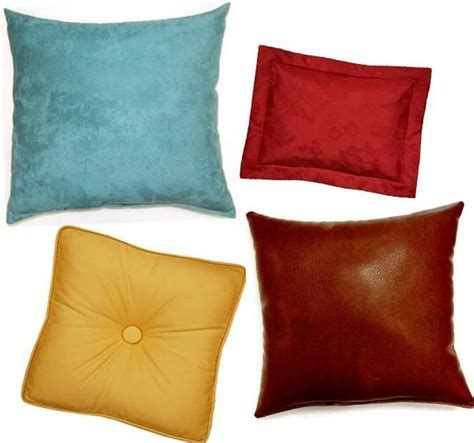Creative Home Furnishings Pillows solid color pillows decorative throw creative home