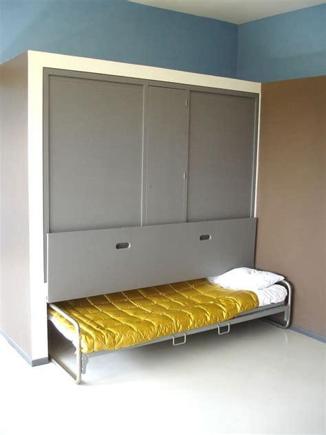 futon stuttgart hideaway bed in house by le corbusier at weissenhof