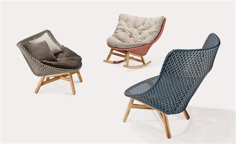 mbrace rocking chair  sebastian herkner wallpaper