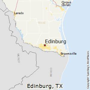 map of edinburg best places to live in edinburg
