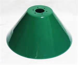 replacement green plastic pool table light shade ebay