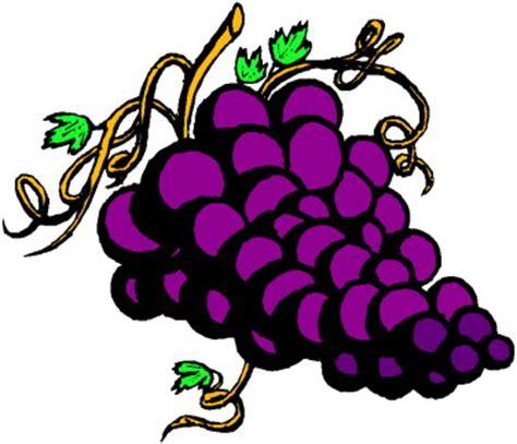 clipart uva uvas clip