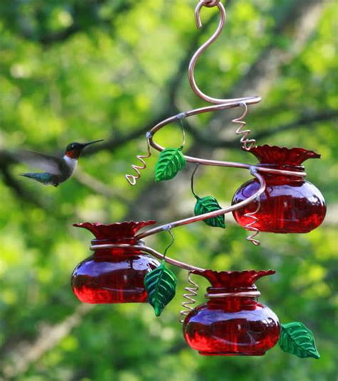 duncraft com vinester hummingbird feeder
