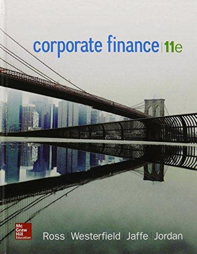 Pdf Mcgraw Hill Personal Finance 11 Edition by Test Bank Fundamentals Of Corporate Finance 11th Edition