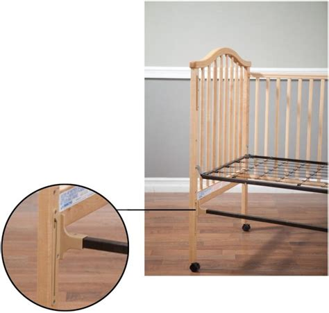 Simmons Baby Crib Parts Simmons Recalls To Repair Drop Side Cribs Due To Entrapment Suffocation And Fall Hazards Cpsc Gov