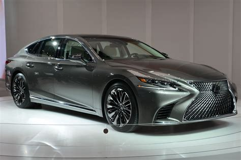 lexus ls 2017 lexus ls 2017 premi 232 res photos officielles 224 detroit