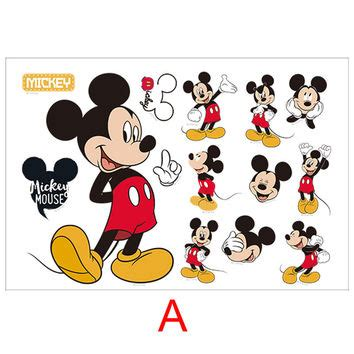 mickey mouse bedroom stickers shop mickey mouse nursery on wanelo