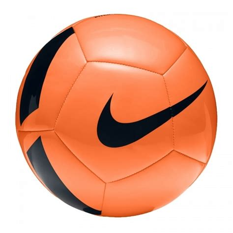 Do Sport Bola Soccer Nike Pitch Pl Black Original New2017 Football Or pi蛛ka no蟒na nike pitch team sc3166 803 pomara蜆czowa