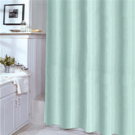 Colored Shower Curtain Liners embossed vinyl shower curtain liner