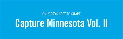 This Next Contest Only Two More Days by Capture Minnesota Photo Contest News