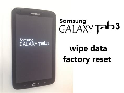reset a samsung tablet samsung galaxy tab 3 password lock hard reset ifixit