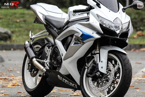 Suzuki Gsxr600 2008 Was Able To See The 2015 Gsx R Up In Person For The